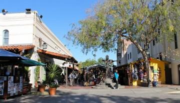 Olvera Street Los Angeles Day Trip