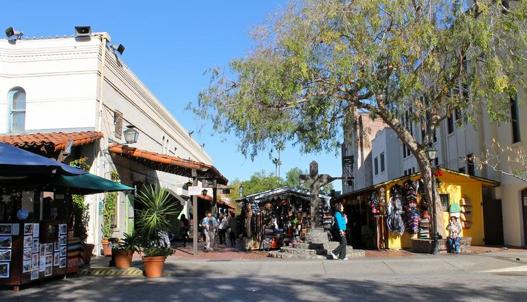 Olvera Street Los Angeles Day Trip