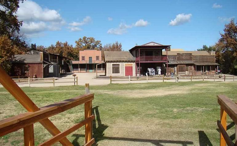 Paramount Ranch Western Town