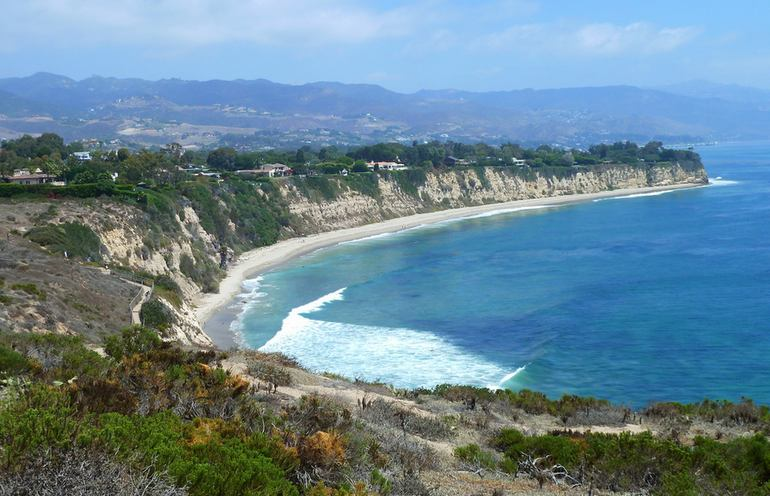 Point Dume Southern California Bucket List