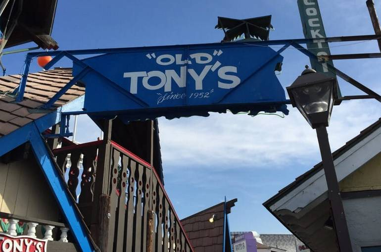 Tony's Redondo Beach California