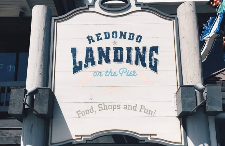 Redondo Landing at the Pier