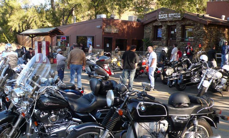 Rock Store Mulholland Highway