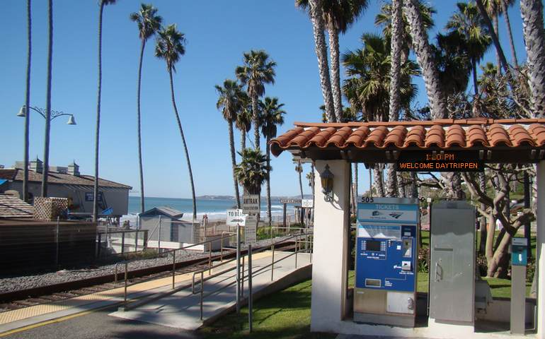 San Clemente Amtrak Station