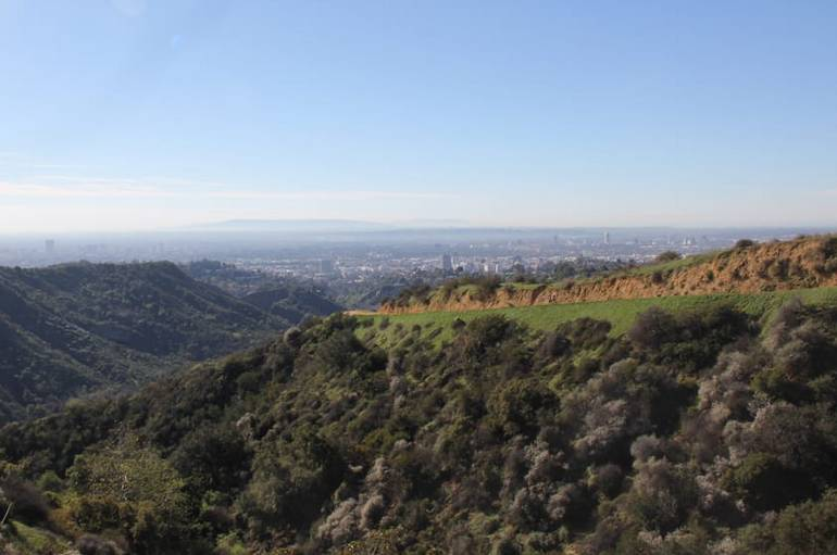 Sunset Ranch Hollywood Hills View