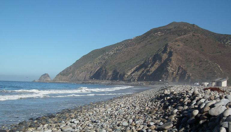 Thornhill Broome Beach Camping Reservations Is Part Of Point Mugu State