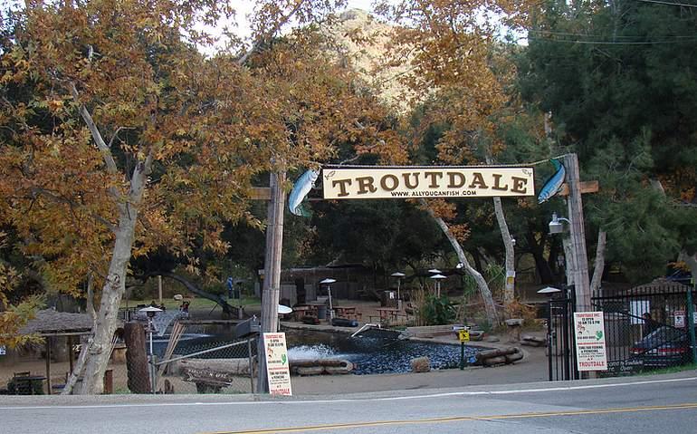 Troutdale Malibu Hills