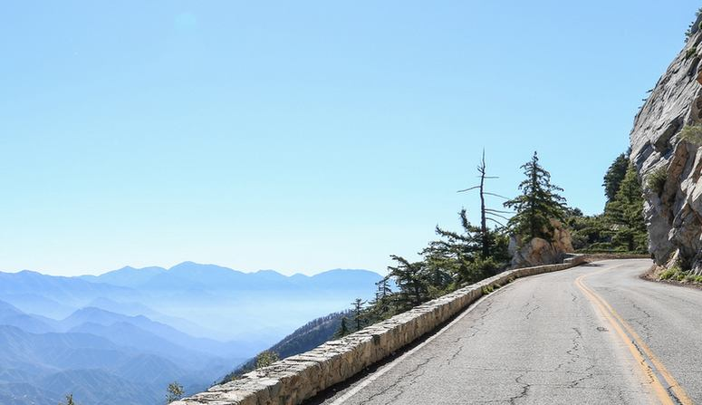 Angeles Crest Highway Southern California Bucket List