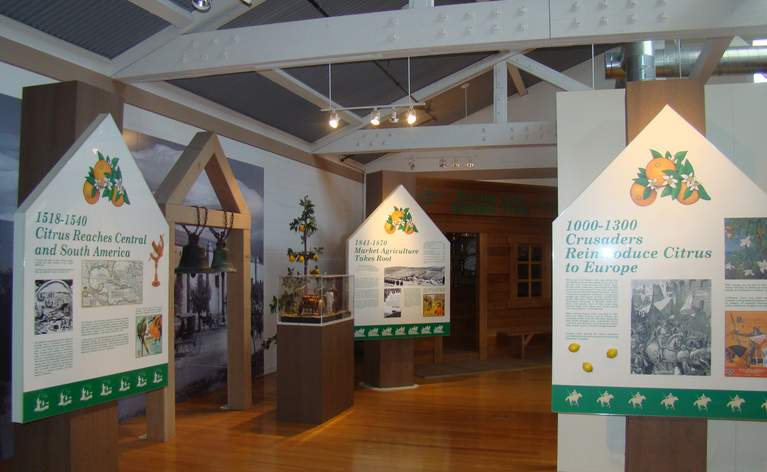 California Citrus State Historic Park Visitor Center