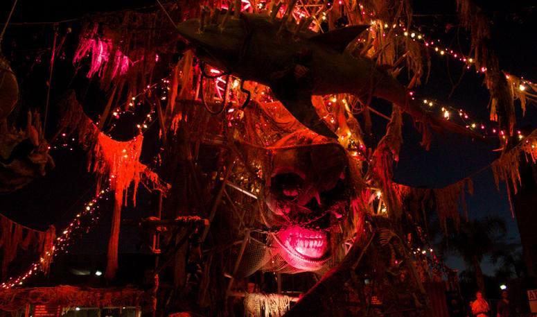 Queen Mary Dark Harbor Ghost Ship