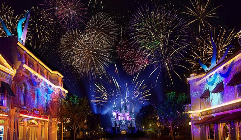 Disneyland Anaheim Main Street