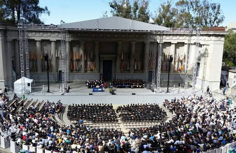 Greek Theatre-UC Berkeley