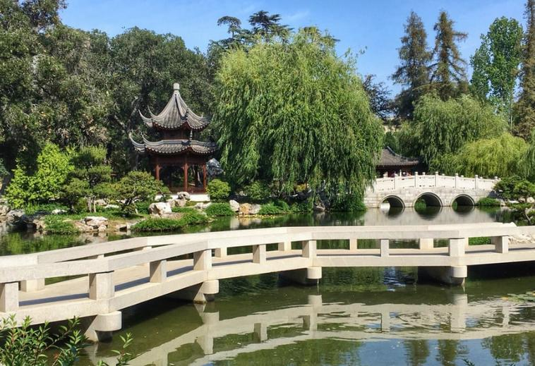 Day Trip to Huntington Library & Gardens