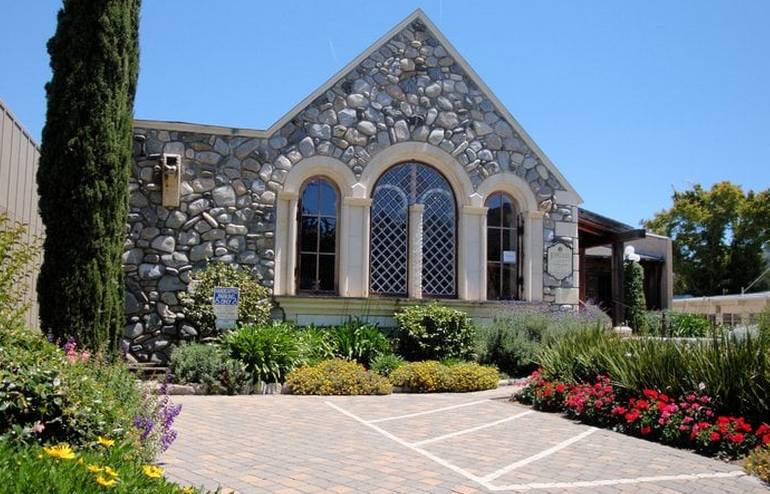 Joullian Vineyards Tasting Room Carmel Valley