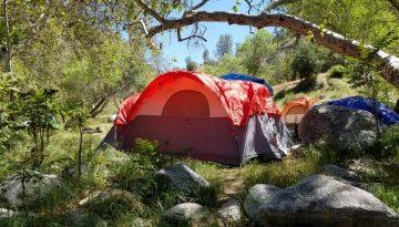 Kern River Camping
