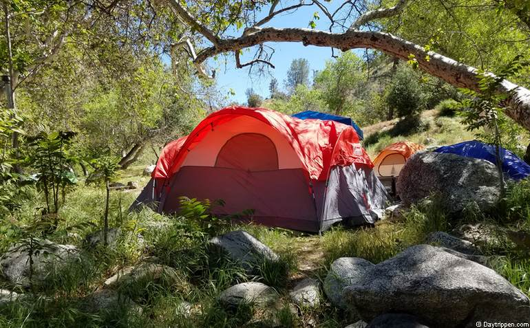 Kern River Camping Labor Day Weekend