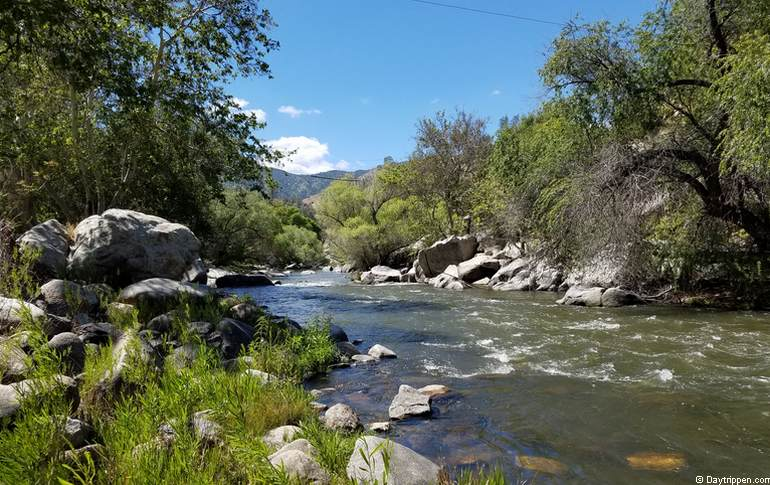 Kern River Memorial Day Weekend