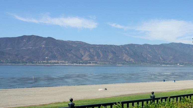 Lake Elsinore Public Beach Elm Grove Beach