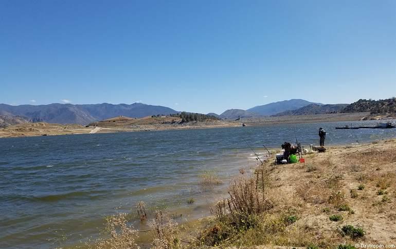 Lake Isabella Fishing