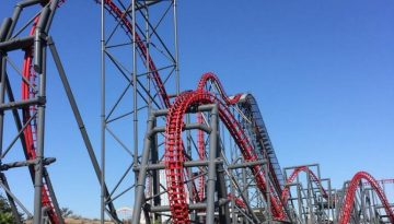 Six Flags Magic Mountain Discount Tickets Save $20.00