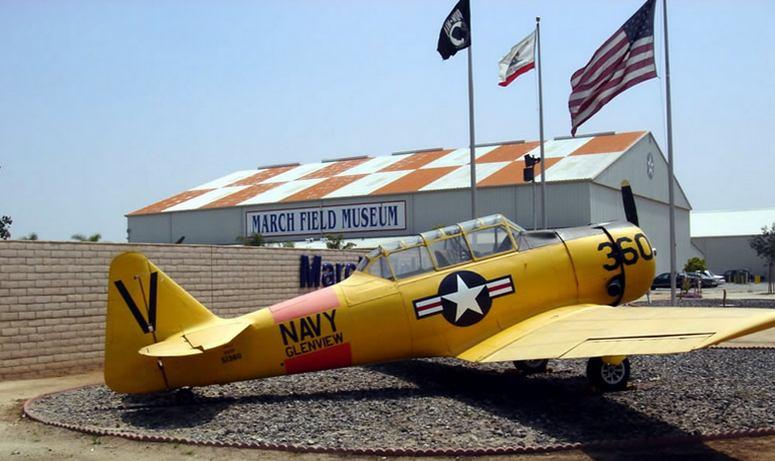 March Field Museum