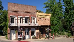 Nevada City Gold Country Day Trip