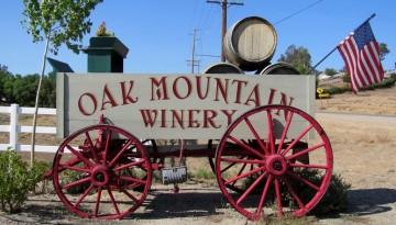 Temecula Wine Tasting Oak Mountain Winery