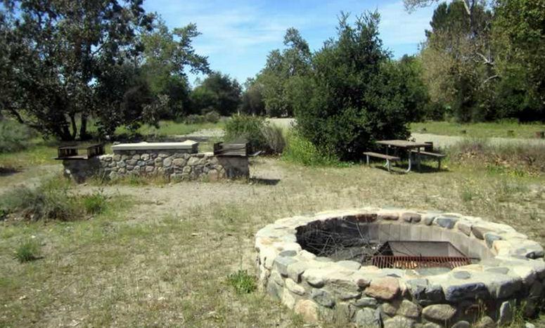O'Neill Regional Regional Park Campsite