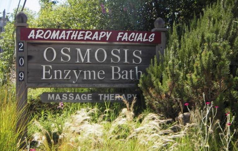 Osmosis Day Spa Guerneville