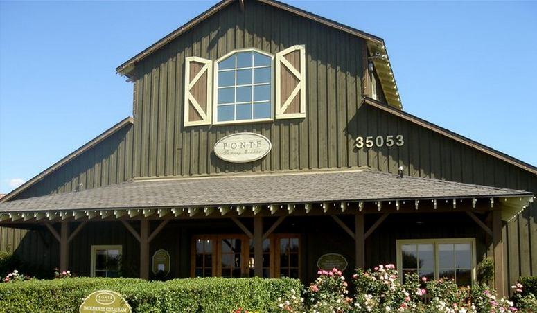 Ponte Family Estate Winery