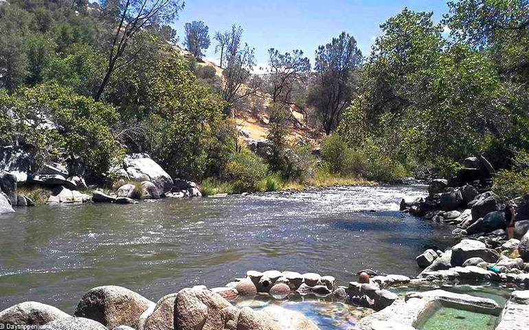 Remington Hot Springs Kern River
