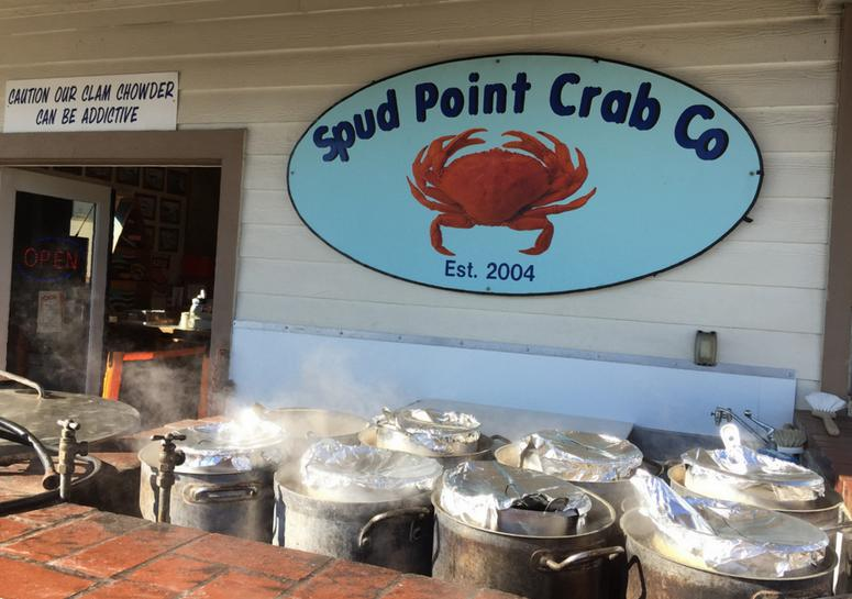 Spud Point Crab Company Bodega Bay