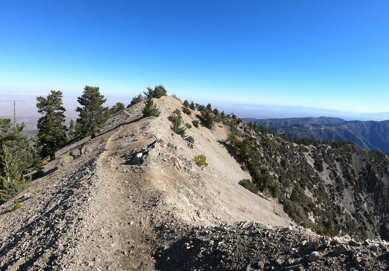Mount Baden-Powell Summit