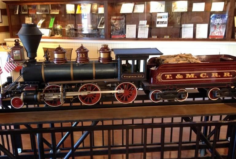 Tehachapi Depot Museum