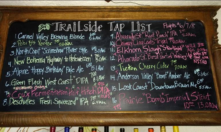Trailside Cafe & Beer Garden