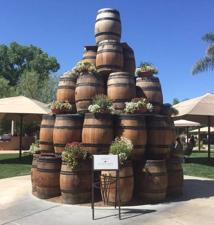 Wilson Creek Winery Temecula