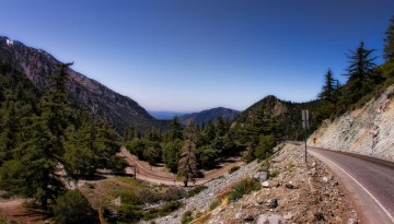 Wrightwood Mountain High Day Trip