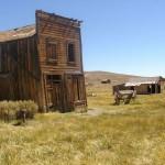 Bodie Ghost Town California High Sierra Road Trip