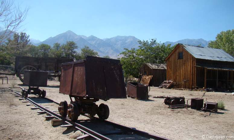 Eastern California Museum Owens Valley