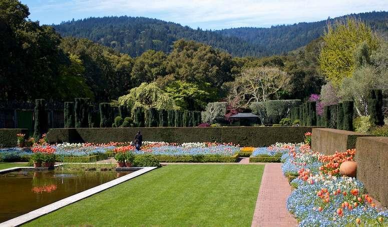 Filoli Estate Gardens