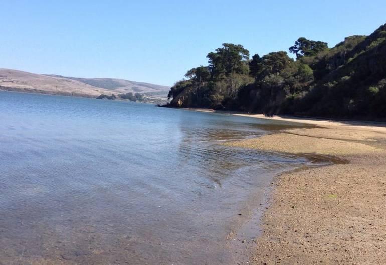 Heart's Desire Beach Tomales Bay