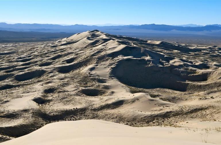 Kelso Booming Dunes