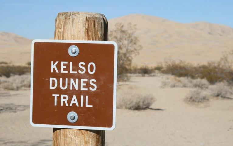 Kelso Dunes Trail