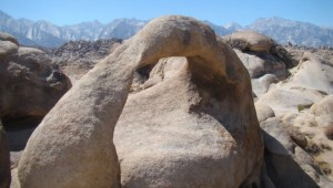 Alabama Hills Owens Valley Road Trip