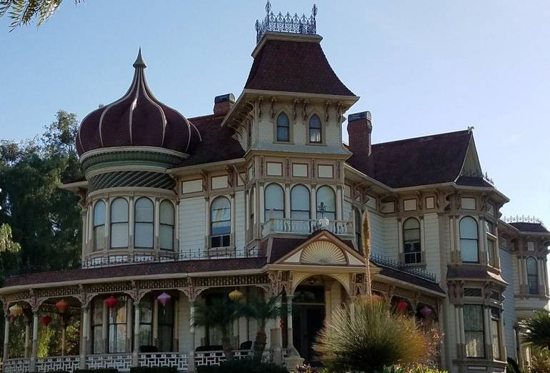 Morey Mansion Redlands