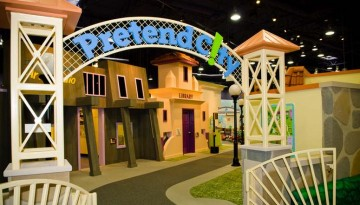 Pretend City Irvine Southern California Kids Day Trip