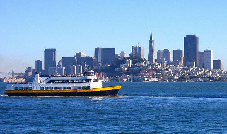 Blue & Gold Fleet San Francisco Bay Cruise