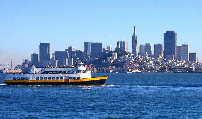 Blue & Gold Fleet San Francisco Bay Cruise