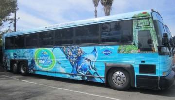 SeaWorld San Diego Bus Trip From Anaheim