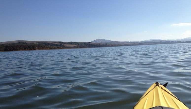 Kayaking Tomales Bay